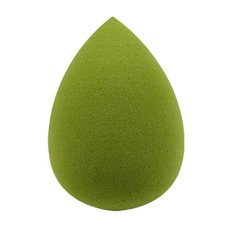 違法逸話家庭メイクアップアーティストの特別は、ウェットとドライパウダーを食べていないメイクアップスポンジスーパーソフトシングルパフシングルロードされたスポンジの美しさの卵,B