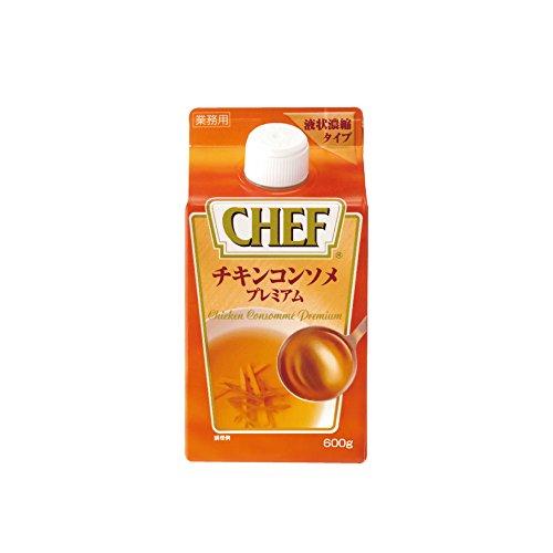 CHEF チキンコンソメ プレミアム 600g
