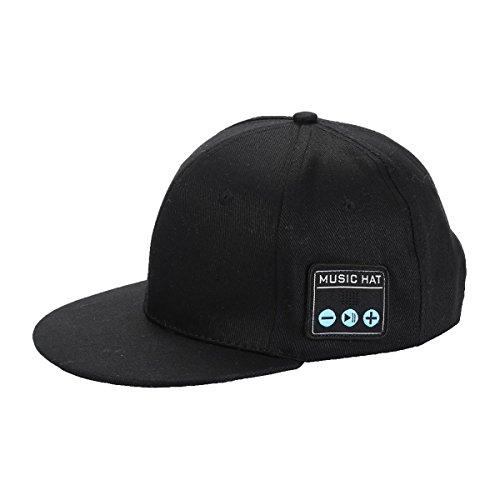 bluetooth 帽子 野球帽 運動帽 USB充電 通話 ...
