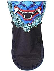 サイクリングマスク、子供ネックフェイスマスクウォーマーシールドスポーツサイクリングスキークライミングバイカースカーフ