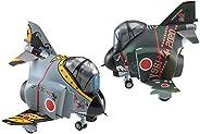 ハセガワ たまごひこーきシリーズ 航空自衛隊 F-4 ファントムII 301SQ&501SQ ファイナルイヤー 2020 2機セット ノンスケールプラモデル 6