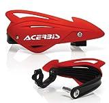 ACERBIS(アチェルビス) TRI FITハンドガード AC-16508 / レッド