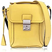 3.1 Phillip Lim Women's AE19B306MCCLEMON Yellow Leather Cover