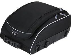 タナックス(TANAX) ユーロシートバッグ モトフィズ(MOTOFIZZ) ブラック MFK-063(容量14ℓ)