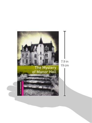 OxfordUniversityPress(オックスフォードユニバーシティプレス)JaneElizabethCammack『TheMysteryofManorHall』