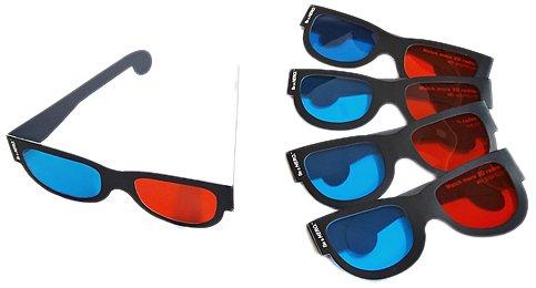 【国内正規品】 GoPro 純正アクセサリ 3Dグラス(5枚入) A3DGL-501