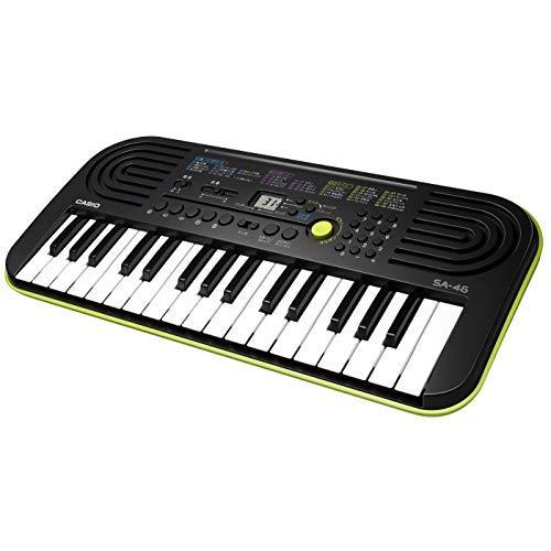CASIO (カシオ) 32ミニ鍵盤 電子キーボード SA-46  B003KZBFIS 1枚目