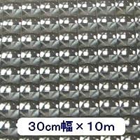 ホログラムシート マルチレンズ19(シルバー) 30cm×10m