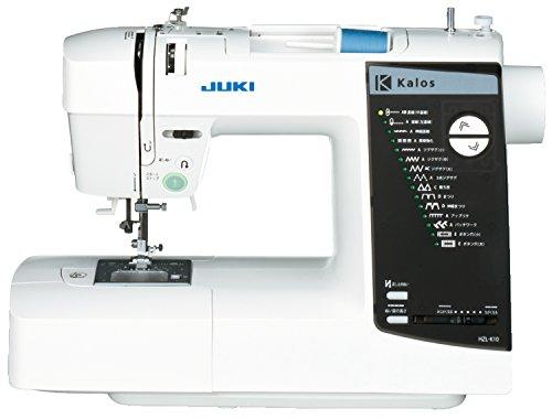 JUKI コンピューターミシン 『kalos』 取扱説明DVD・ハードケース付き HZL-K10