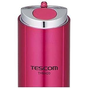 TESCOM スティックブレンダー ブライトピンク THM420-P