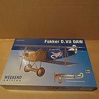 eduard 1/48 Fokker D.VII OAW