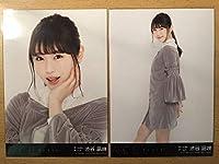 NMB48渋谷凪咲 AKB48 サムネイル 劇場盤 生写真 2枚 コンプ