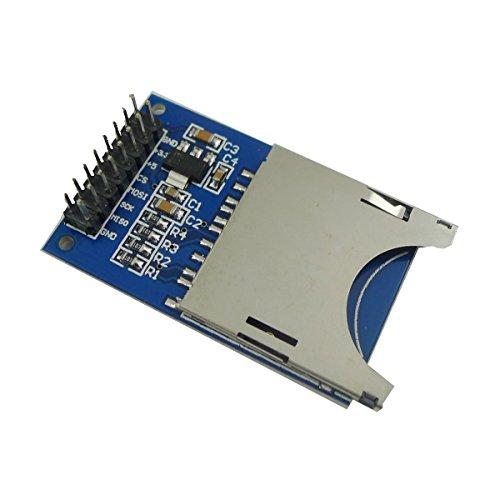 EasyWordMall SDカードスロットソケットリーダー...