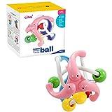 Baoli ボールおもちゃ ベビー お風呂おもちゃ 赤ちゃんはって進みを導く イルカ