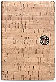 Cork iPad Pro 10.5 Wood Folio Case with Multiple Viewing Angles - Natural, Eco-Friendly Designs Cork