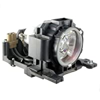 Compatible Hitachi Projector Lamp Replaces Part Number DT00893 with Housing [並行輸入品]
