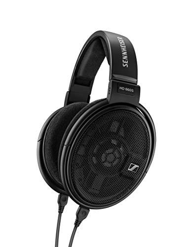 ゼンハイザー ヘッドホン オープン型 【国内正規品】 ブラック HD 660 S 508826