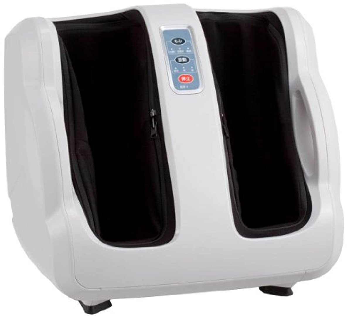 ナイロン含む助けになるスライヴ(THRIVE) フットマッサージャー アトミックギアー ホワイト MD-7100(W)