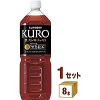 サントリー 黒烏龍茶ペット(1.4L) 1400ml ×8本(個)