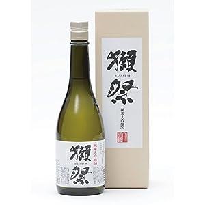 獺祭(だっさい) 純米大吟醸50 箱入り 720mlの関連商品2