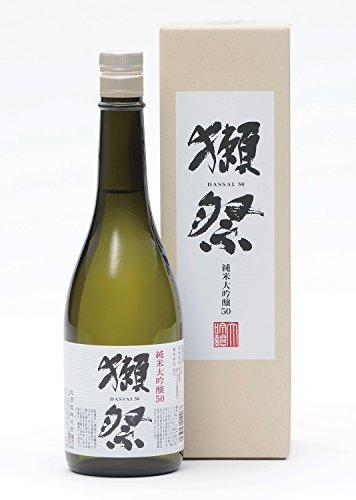 獺祭(だっさい) 純米大吟醸50 箱入り 720ml