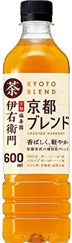 サントリー 伊右衛門 京都ブレンド お茶 600ml ×24本