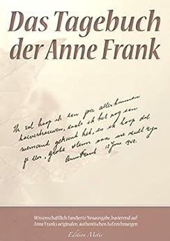 Anne Frank: Das Tagebuch (German Edition) by [Frank, Anne]