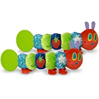 The World of Eric Carle: The Very Hungry Caterpillar Teether Rattle by Kids Preferred, Set of 2 by Kids Preferred