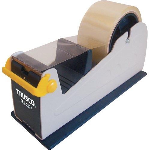 TRUSCO(トラスコ) テープカッター (スチール製) TET227A