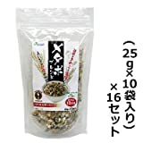 国内産原料100%使用 メタボブレンド (25g×10袋入り) 16袋セット Z01-330