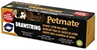 "Petmate 29040 11.9 "" X 9 "" x 7.5 "" Large hi-backデラックスLitterパンライナー"