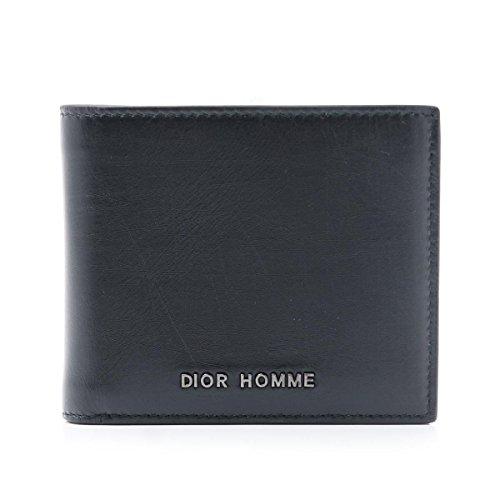 (ディオールオム) Dior HOMME 二つ折り 財布 LEATHER [並行輸入品]