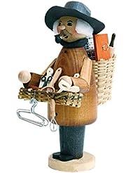 クーネルト ミニパイプ人形香炉 道具売り