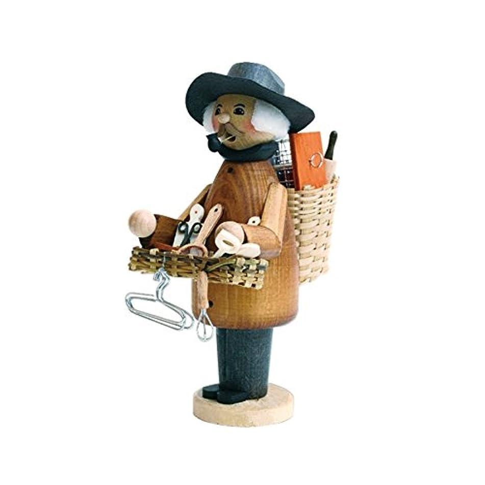 多様性傷跡セージクーネルト ミニパイプ人形香炉 道具売り