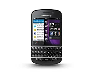 Blackberry Q10 SQN100-1 version Black SIMフリー 海外携帯