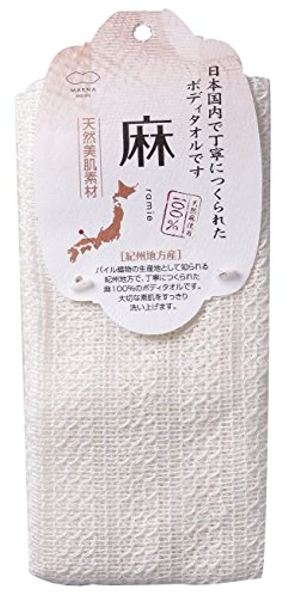 チーズ禁輸飼いならすマーナ 麻タオル B396