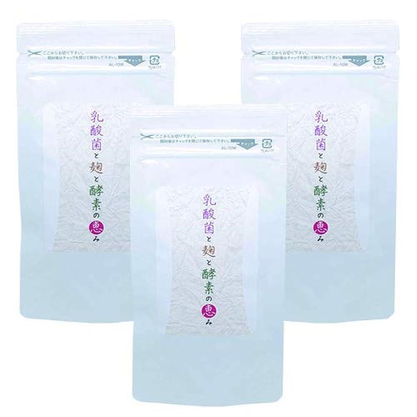 ゴールデン粘性の小数乳酸菌と麹と酵素の恵み (3)