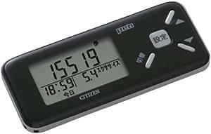 シチズン(CITIZEN) デジタル歩数計 Peb TW600-BK ブラック
