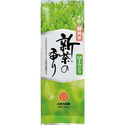 新茶の香り 富士みどり 100g