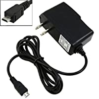Home Wall Travel House AC Charger for Samsung Convoy 3 SCH-U680 by BuyersPath