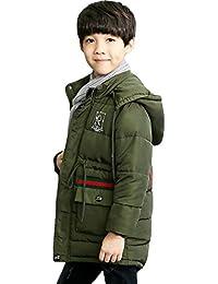 27551a9ffe470 (シンイ)Xin Yi 男の子服 子供 ダウンコート ダウンジャケット コート ジャケット パーカー アウター