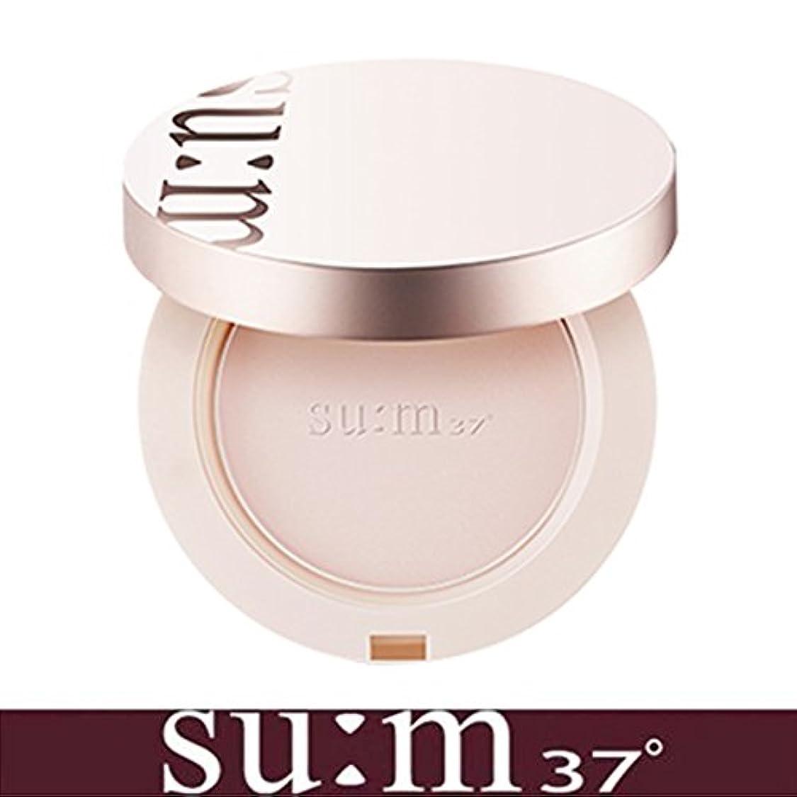 深く盆地入力[su:m37/スム37°] Sun-away Mild Tone-up Sun Pact SPF50+/PA++++/ライン - アウェイマイルドトンオプ線ファクト+[Sample Gift](海外直送品)