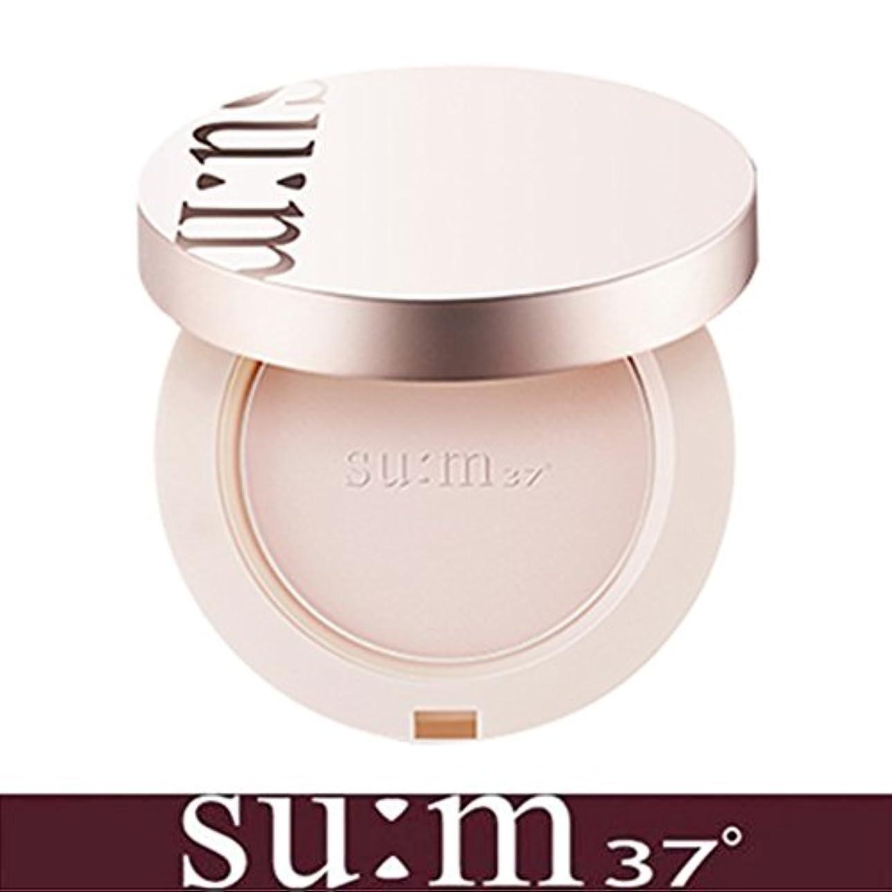 ダイエットれる過ち[su:m37/スム37°] Sun-away Mild Tone-up Sun Pact SPF50+/PA++++/ライン - アウェイマイルドトンオプ線ファクト+[Sample Gift](海外直送品)