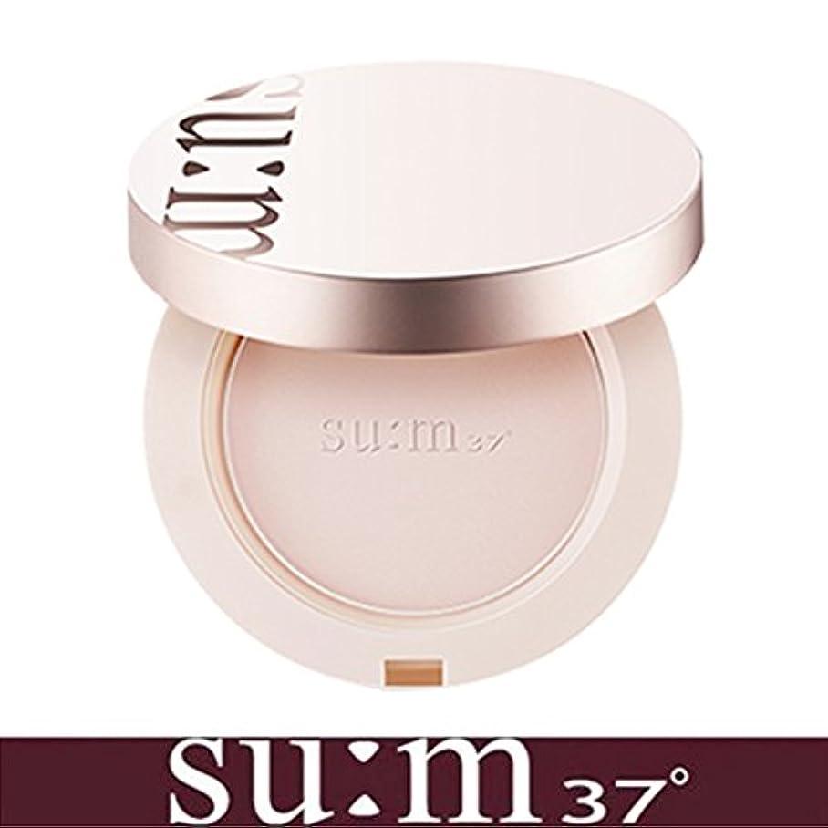 マニア一晩空いている[su:m37/スム37°] Sun-away Mild Tone-up Sun Pact SPF50+/PA++++/ライン - アウェイマイルドトンオプ線ファクト+[Sample Gift](海外直送品)
