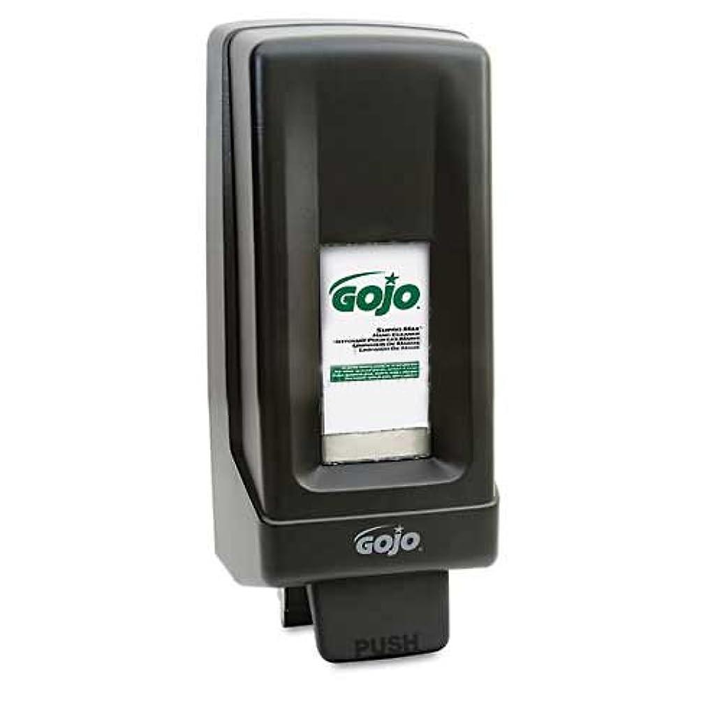 ステレオタイプ番号動かないGOJO PRO 5000ハンドソープディスペンサー、5000 ml、ブラック