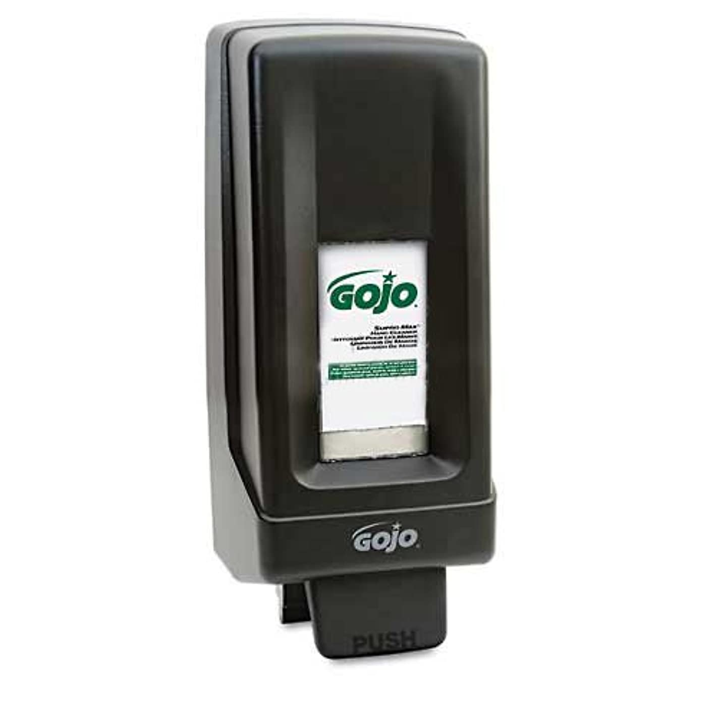 ハント本質的ではないクリエイティブGOJO PRO 5000ハンドソープディスペンサー、5000 ml、ブラック