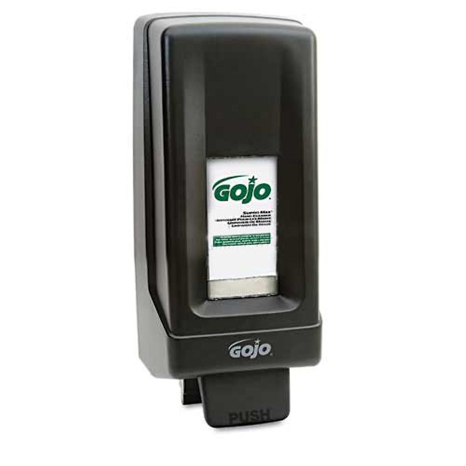 長老アッパー安いですGOJO PRO 5000ハンドソープディスペンサー、5000 ml、ブラック