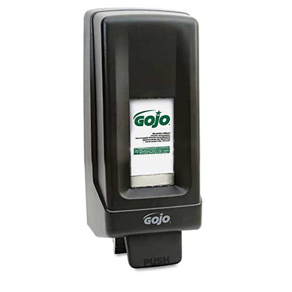 四半期種マイコンGOJO PRO 5000ハンドソープディスペンサー、5000 ml、ブラック