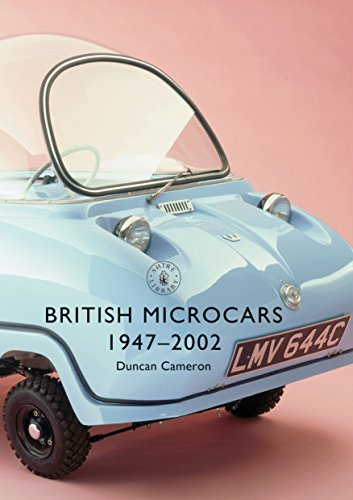 British Microcars 1947–2002 (Shire Library)