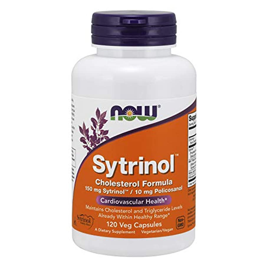 海外直送品 Now Foods Sytrinol, 120 Vcaps 150 mg